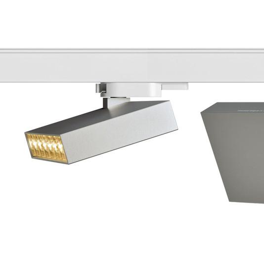 FBL Tracklight DALI - stainless-look
