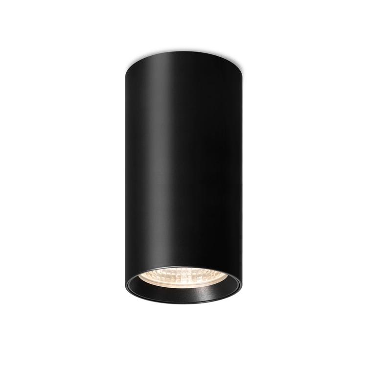 SEVENTIES Downlight - black