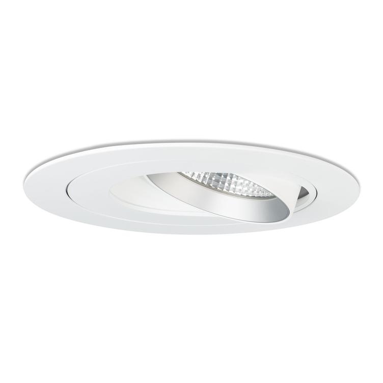 SEVENTIES recessed Spotlight - white