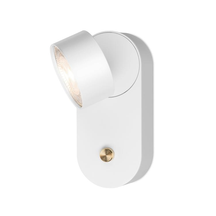 WI 4.0 Wall Light dim2warm - white
